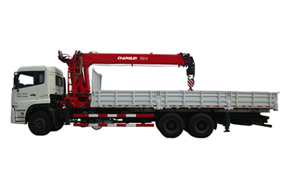 GUOJICHANGLIN SQ12 Truck Mounted Crane