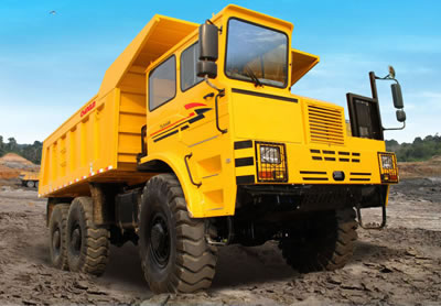 GUOJICHANGLIN TL843 Mining Trucks