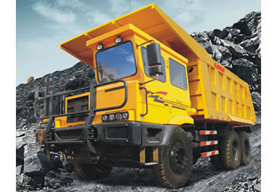 GUOJICHANGLIN TL853 Mining Trucks
