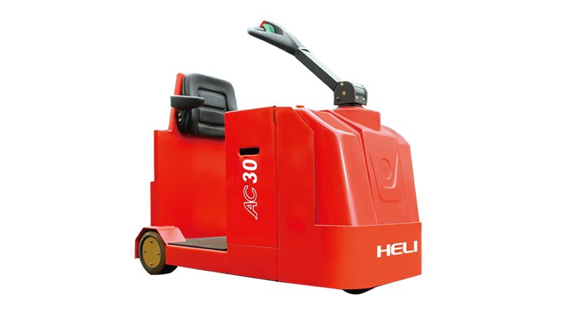 HELI G serious 2-4.5 ton AC type electric tow tractor Tractor