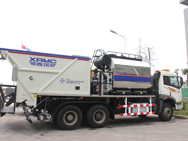 ZHONGJIAOXIZHU TBS350 Chip Sealer Road maintenance Equipment