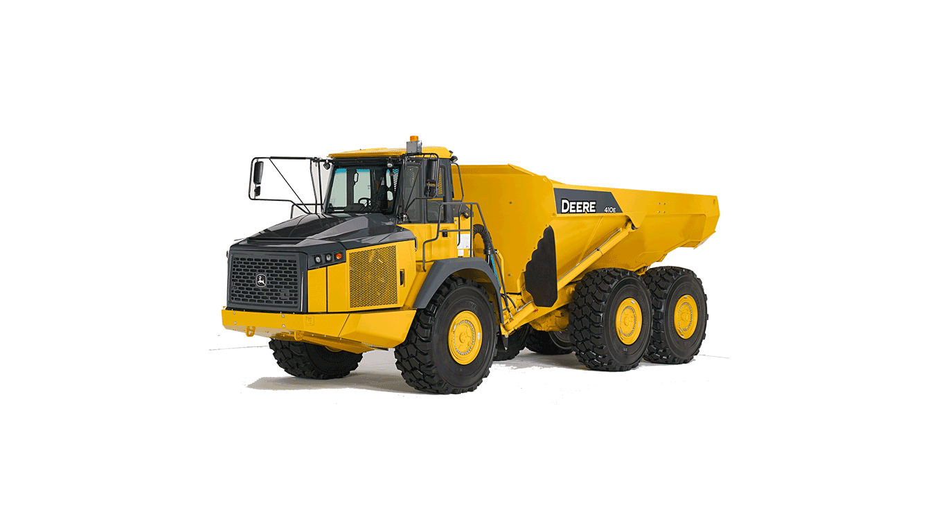 DEERE 410E ADT Articulated Dump Trucks