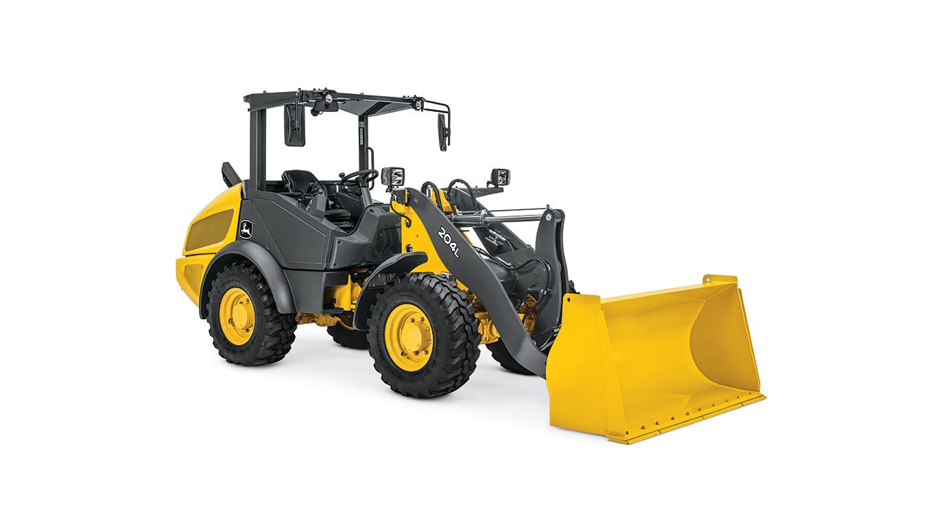 DEERE 204L Wheel Loader Wheel Loaders