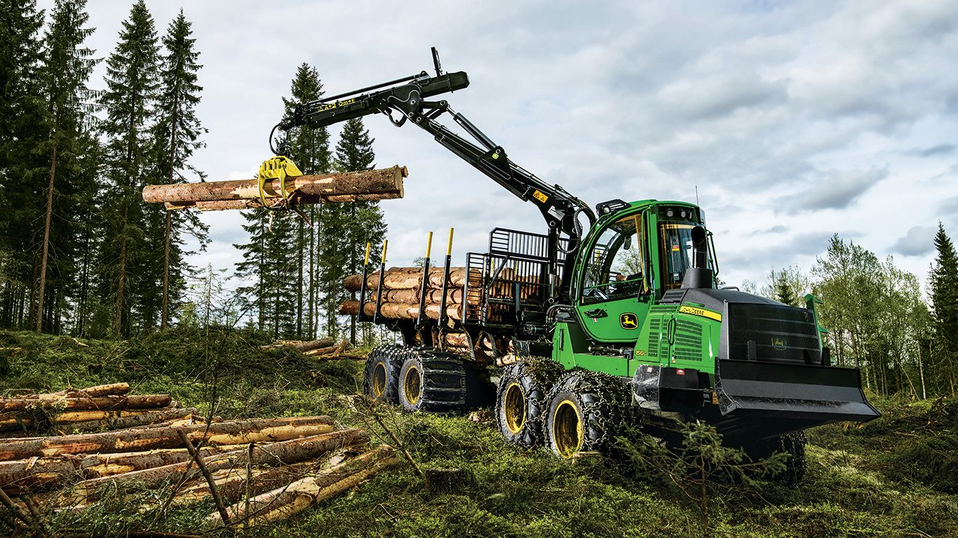 DEERE 1510G Forwarder Forwarders