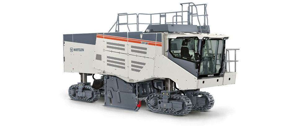 WIRTGEN 220 SMi Surface miner